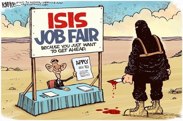 USA ISIS spolupráce
