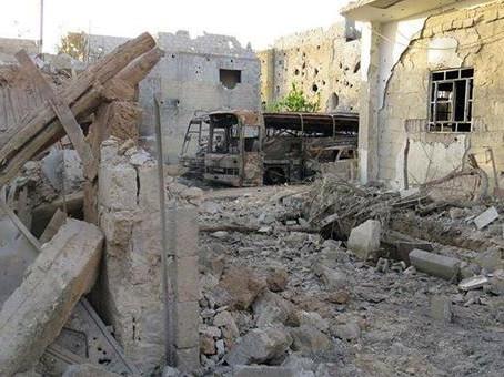 Střely ze Sýrie zasáhly Libanon