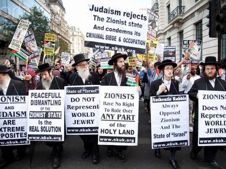 Nešťastně řízený židovský fenomén