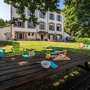 Gite de groupe en Haute-Loire près de la Chaise-Dieu