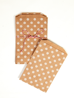 Polka Dot Envelopes