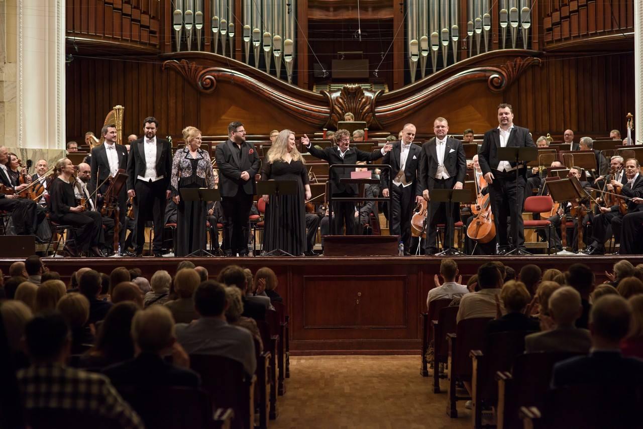 Tristan u isolde Warsaw Philharmonic