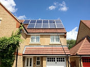 Solar panel cleaning in Wolverhampton and Stourbridge