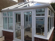 Conservatory window cleaning in Wolverhampton and Stourbridge