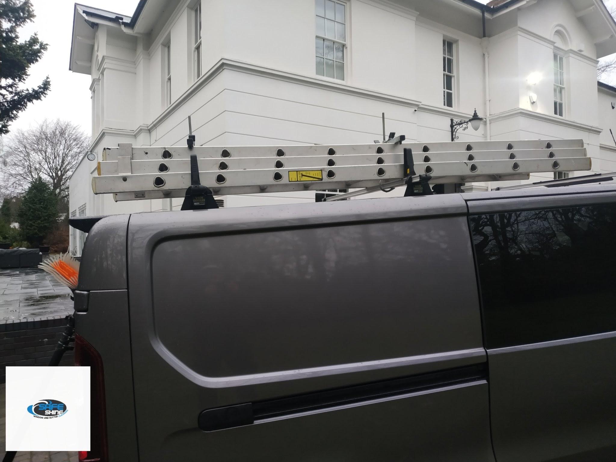 Safeshine Window Cleaning | Claverley