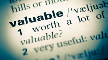 Valued and Valuable...Two Words in Every Successful Company