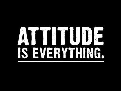 Your Attitude Determines Your Longevity...