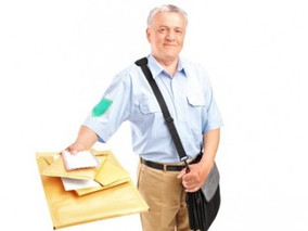 Have The Postman Check On Grandpa?