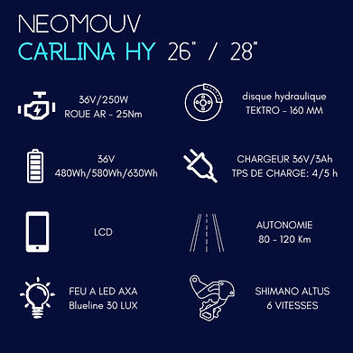 NEOMOUV CARLINA