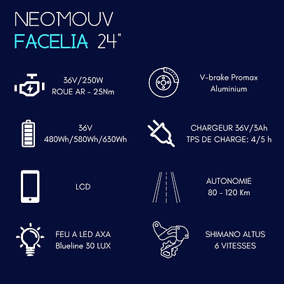 NEOMOUV FACELIA