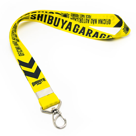 Cordão Shibuya Garage yellow