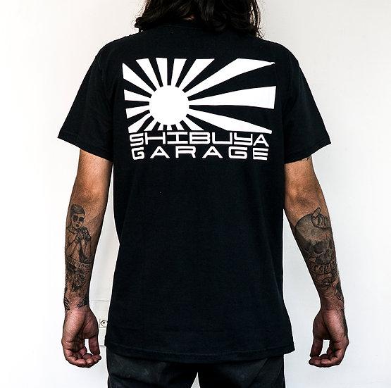 Camiseta Shibuya Garage