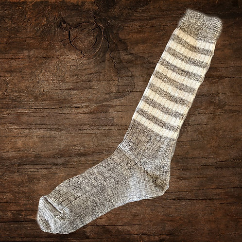 Soup Socks: Kramer 8 Stripe