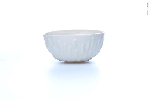 Porcelain Bowl 'Agapanthe'