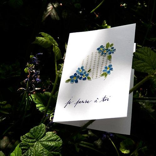 Bespoke Greeting Card
