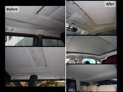 Repair of Ceiling
