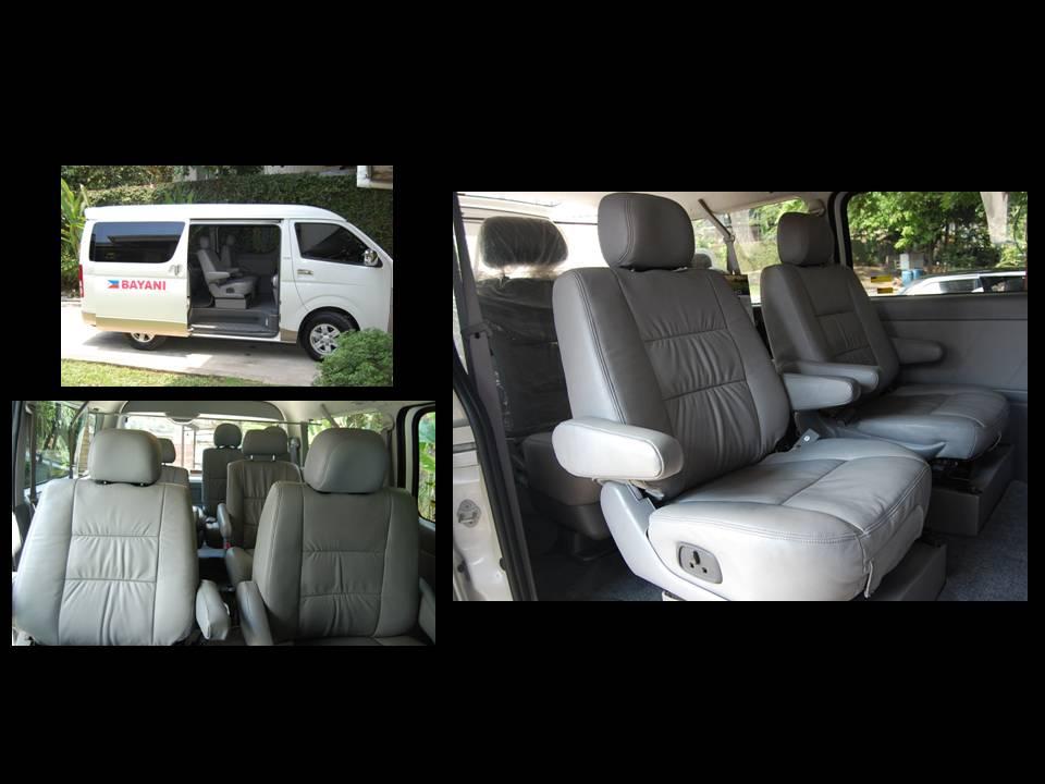 Captain Seat Conversion Philippines Leder Interia
