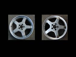 Mercedes-Benz AMG Magwheels