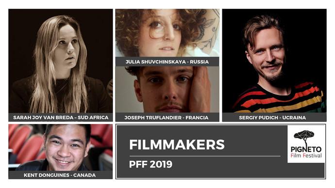 Pigneto Film festival chose me! ) hooray