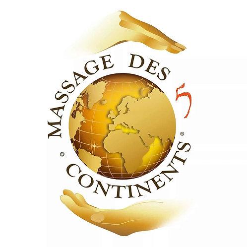 Massage 5 Continents