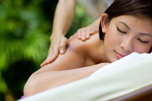Massage traditionnel Thaïlandais (1h)