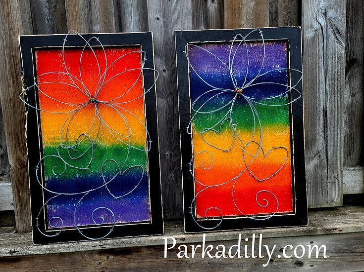 Pride Flower Set -*MADE TO ORDER*