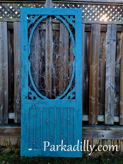 Parkadilly Door