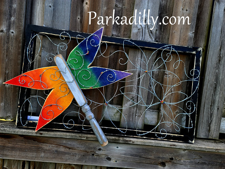 Pride Dragonfly