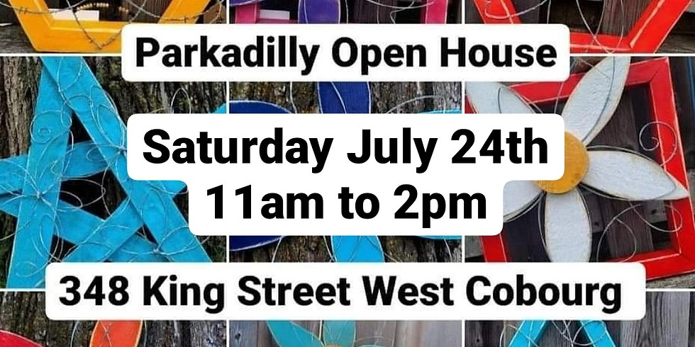 Parkadilly Open House