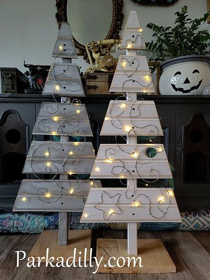 Three foot Parkadilly Christmas Tree • Custom