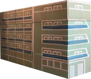 Luanda pequena - 12 - Edifíco Modernista