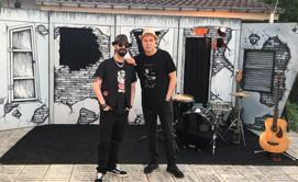 Luis Núñez y Willy Bigbrown videoclip VO