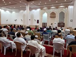 Thursday Halaqa session