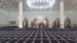 Inside of Masjid Al Mutawa