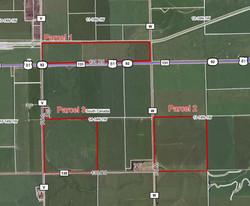 Polk County Aerial Map