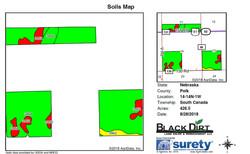 Polk County Soil Map
