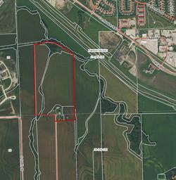 Map of Papillion, NE Property