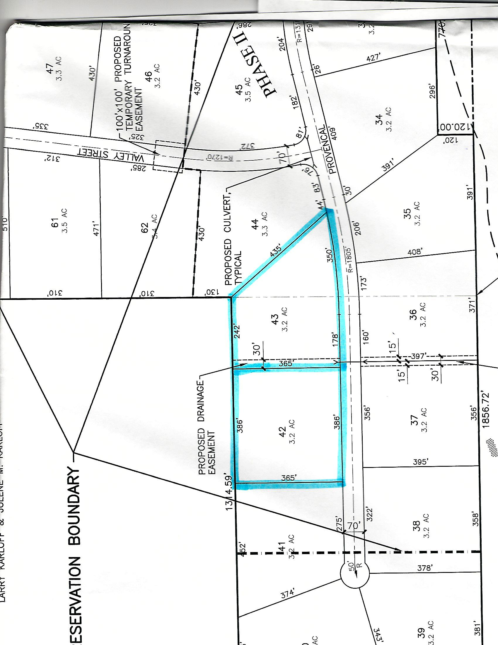 Map of Yutan, NE Property
