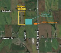 Map of Omaha, NE Property