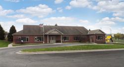 Building on Papillion, NE Property