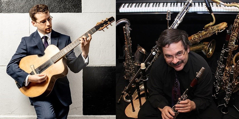 Gypsy Music Duo ft. David Renaud