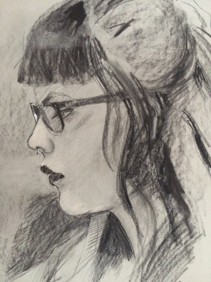 Drawing and Sketching Adults