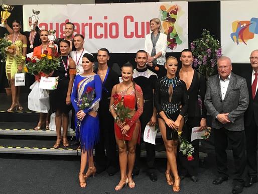 Martin Tojnar a Kateřina Jozífová se protančili do finále mezinárodní soutěže.