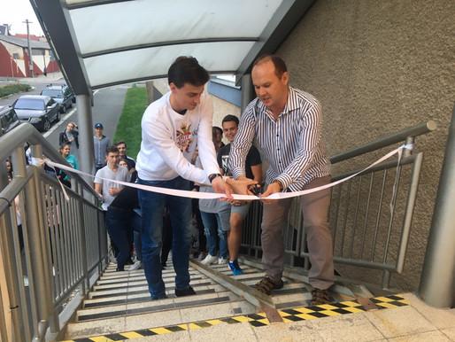 Otevíráme nové prostory Tanečního centra Pardubice!