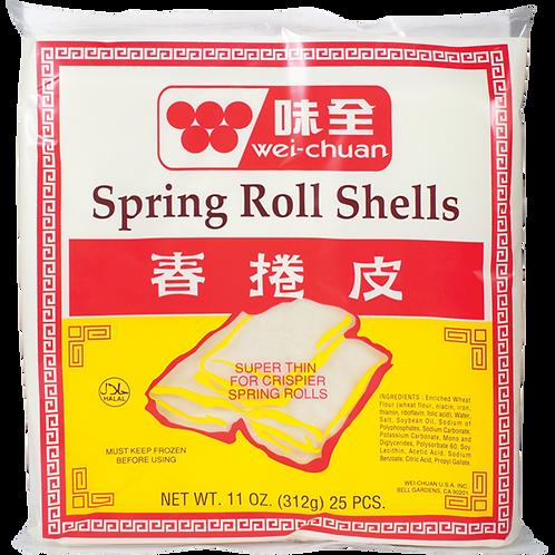 Egg Roll Shell【3bg】