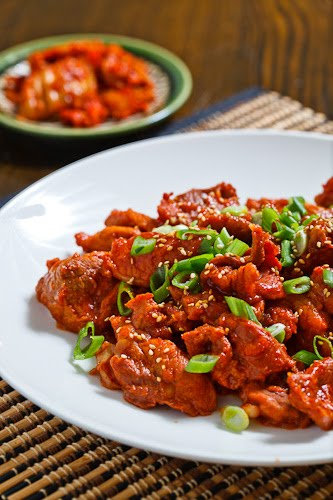 Marinate Spicy Beef Bulgogi【1lb】