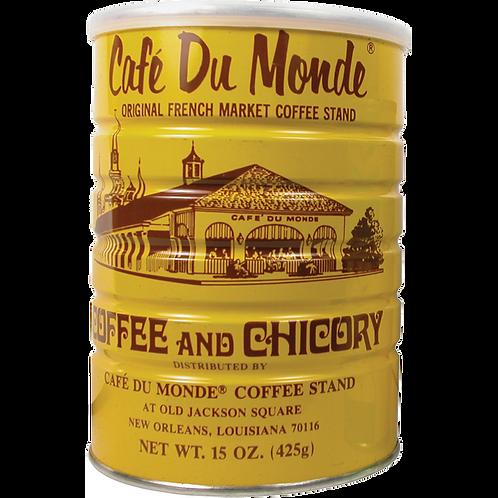 Cafe Du Monde-15oz【2 Can】