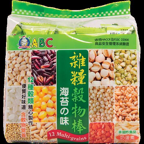 ABC Mixed Grain Roll Seaweed-6.34oz【1bag】