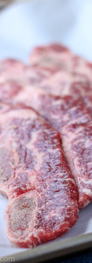 Marinate Galbi Short Ribs 1lb