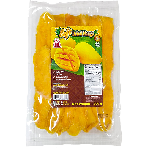 Dried Mango-200g【3bag】